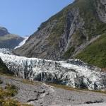 Fox Gletscher - Sehenswürdigkeiten in Neuseeland