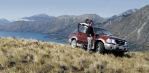 Mit dem Mietwagen durch Neuseeland